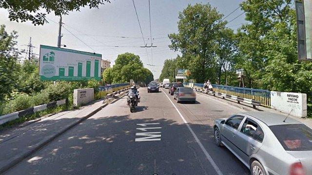 За неякісний ремонт міського моста львівському бізнесменові загрожує до 5 років ув'язнення