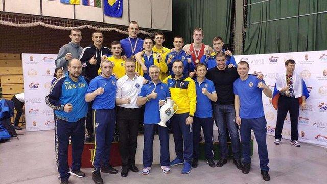 Збірна України виборола 6 нагород на боксерському турнірі в Угорщині