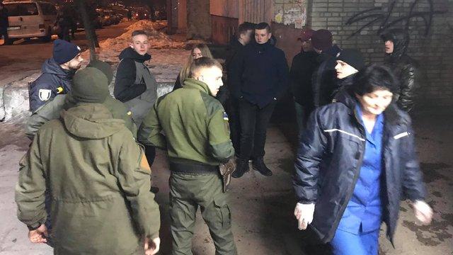 Поліцейські затримали двох учасників масових бійок підлітків на Сихові