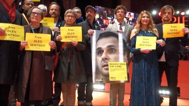 На Берлінале покажуть фільми про Голодомор та війну на Донбасі