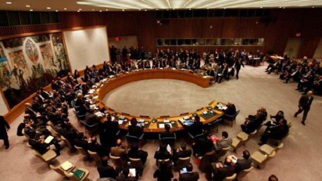Росія скликає Раду безпеки ООН щодо ситуації в Україні
