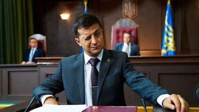 КВУ закликає Зеленського оплатити показ «Слуги народу-3» як агітацію
