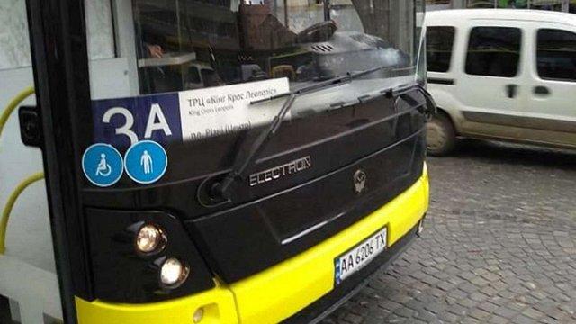 У Львові водій комунального автобуса відмовився безкоштовно везти 27 учнів