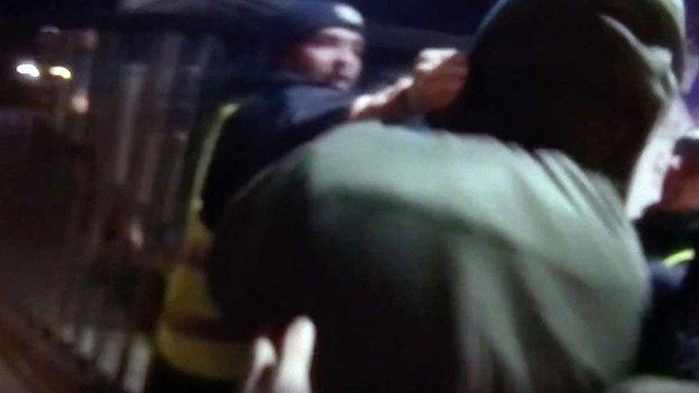 Затриманим за напад на прикордонників виявився власник атракціонів біля львівської Опери