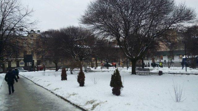 Депутати ЛМР розширили майбутній паркінг на площі Петрушевича