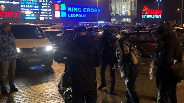 СБУ затримала у Львові азербайджанця, який  очолював банду рекетирів