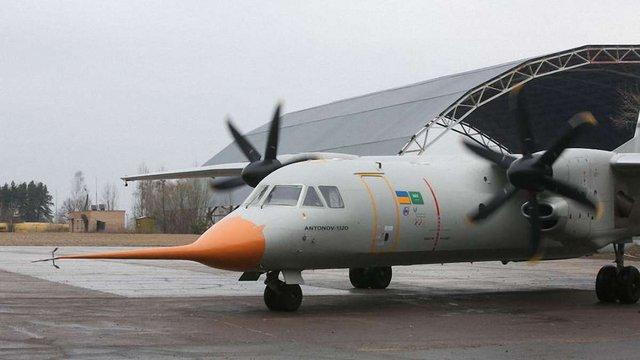 Україна вперше презентує Ан-132D на спеціалізованій виставці в Індії