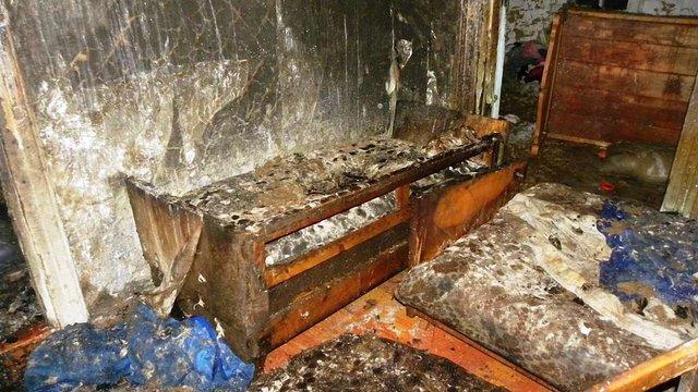Троє дітей загинули внаслідок пожежі в будинку на Чернігівщині