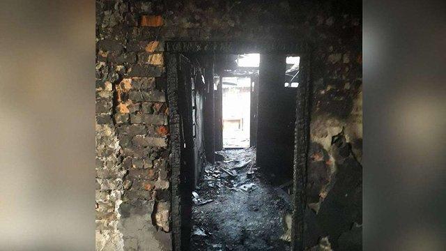 Внаслідок пожеж у приватних будинках на Львівщині загинули двоє людей
