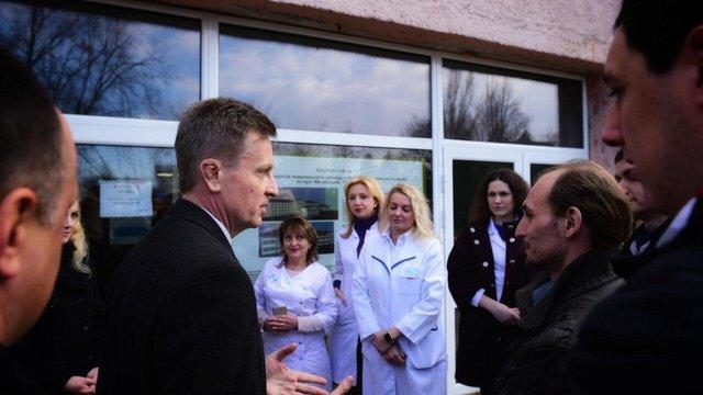 Влада намагалася перешкодити зустрічі Наливайченка з виборцями