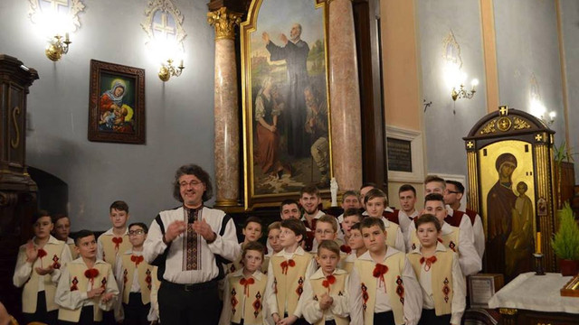 Хорова капела «Дударик» представить програму «Шевченко Revolution»