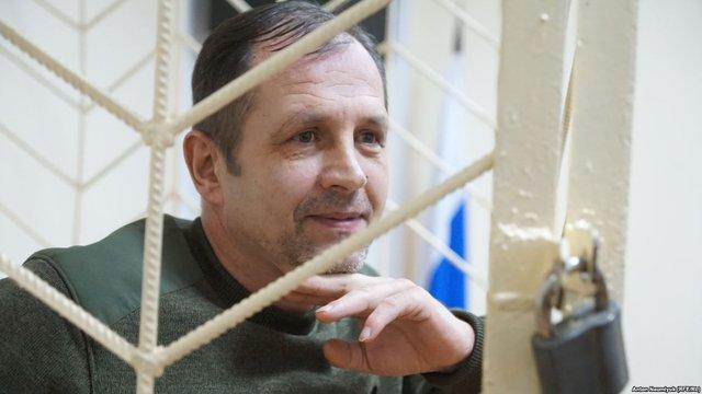 Українського політв'язня Володимира Балуха таємно етапували в СІЗО