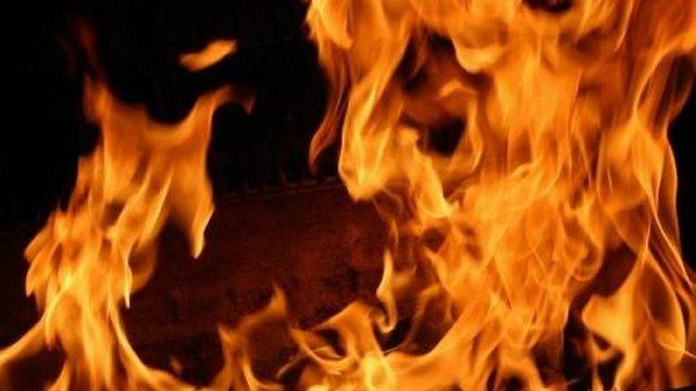 На Старосамбірщині внаслідок пожежі у приватному будинку загинув 70-річний чоловік