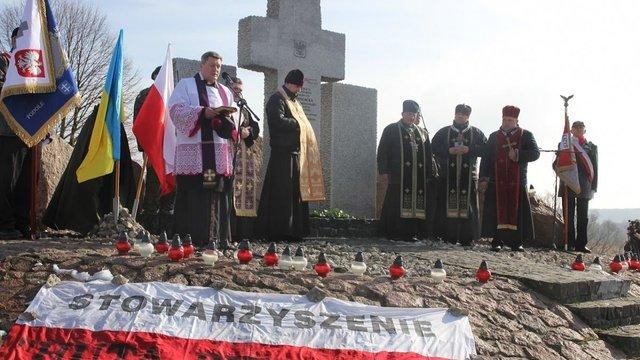 Анджей Дуда вкотре звинуватив УПА і дивизію «Галичина»  в геноциді поляків у Гуті Пеняцькій