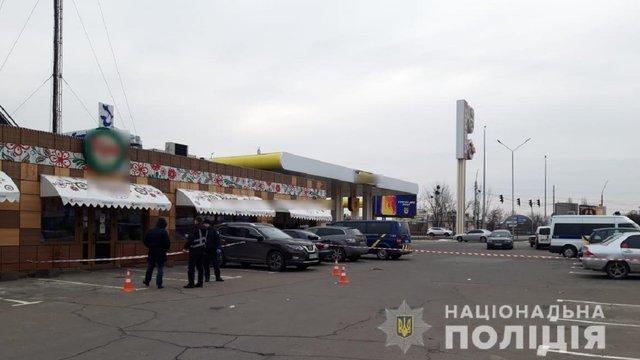 На АЗС під Києвом сталася бійка зі стріляниною через привітання з 23 лютого