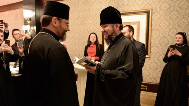 УГКЦ відповіла на заклик Філарета не проводити літургії у Софійському соборі