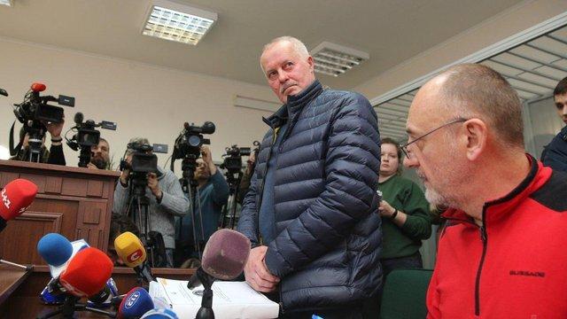 Суд заарештував підозрюваного у держзраді екс-начальника Генштабу Володимира Заману