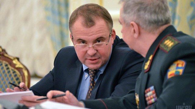Заступник секретаря РНБО Олег Гладковський відсторонений після розслідування «Наших грошей»
