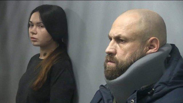 Суд засудив Зайцеву і Дронова до десяти років тюрми за криваву ДТП у Харкові