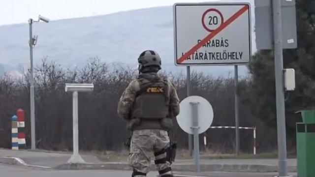 В Угорщині затримали 16 митників з пунктів пропуску на кордоні з Україною