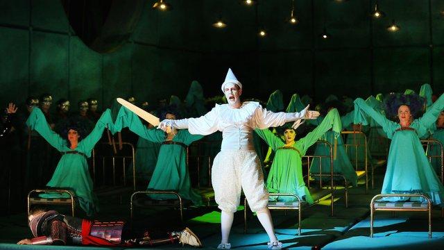 У Львівській опері поставили «Лоенгрін» Ріхарда Вагнера
