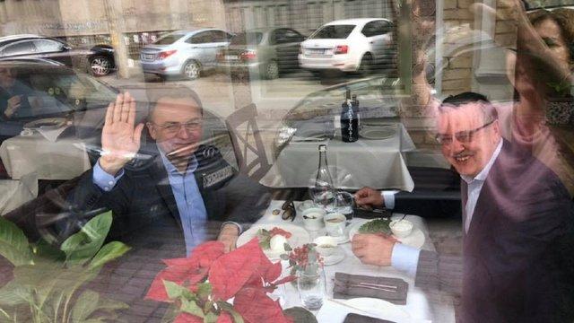 Андрій Садовий знявся з виборів на користь Анатолія Гриценка