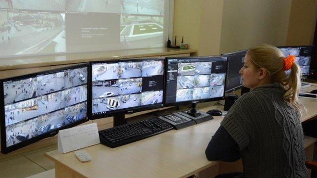 Цьогоріч у Львові встановлять 32 камери з системою визначення обличчя