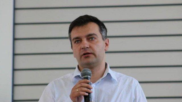 Партія «Сила Людей» зняла Дмитра Гнапа з президентських виборів