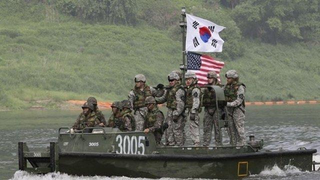США і Південна Корея не проводитимуть спільних масштабних військових навчань