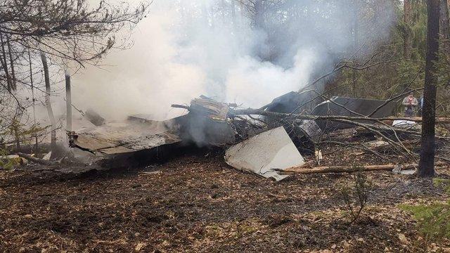 У Польщі розбився винищувач МіГ-29