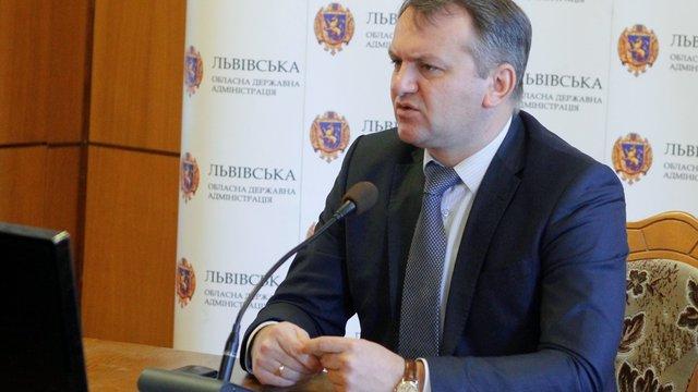 Синютка закликав затримувати причетних до нелегальних пилорам родичів чиновників і прокурорів