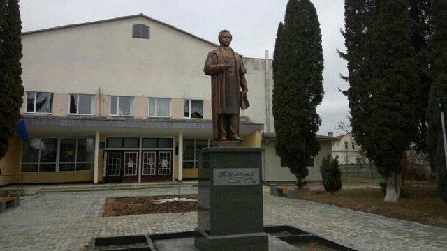 У Буську відкриють пам'ятник Тарасові Шевченку