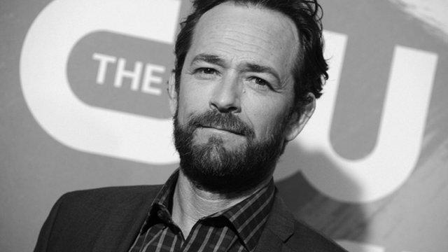 Помер актор культового серіалу «Беверлі-Хіллз, 90210» Люк Перрі