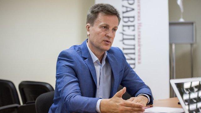 Відновлення цілісності і суверенітету – головне завдання майбутнього Президента, – Наливайченко
