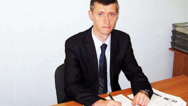 У центрі Львова на хабарі затримали фінансиста міської ради Олега Дроздова