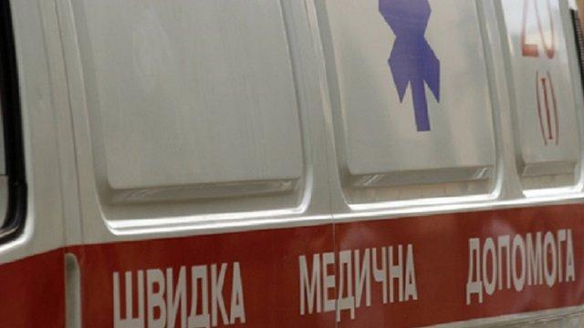 Унаслідок пожежі у квартирі на вул. Грінченка госпіталізували 50-річного чоловіка