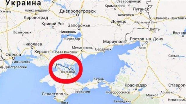 Google почав показувати Крим як російську територію для користувачів з РФ