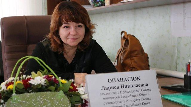 Мати фіналісток відбору на «Євробачення» дуету Anna-Maria причетна до репресій в Криму