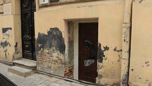 У Львові підприємство оштрафували на 170 тис. грн  за знищення фасаду пам'ятки архітектури