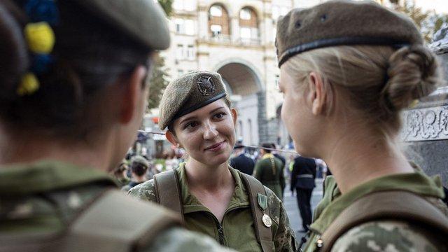 В Україні дівчатам дозволили вступати до військових ліцеїв
