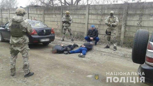 Закарпатська поліція затримала торговців угорськими наркотиками