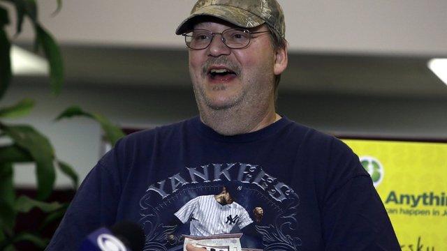 Безробітний американець виграв у лотерею 27З млн доларів