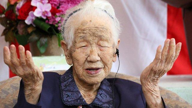 Найстарішою людиною планети визнали 116-річну японку
