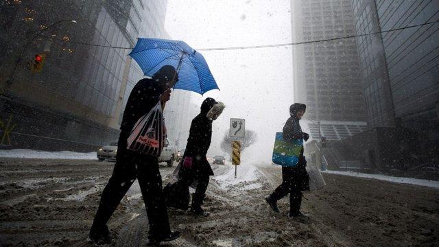 Синоптики розповіли про похолодання в Україні з 11 березня