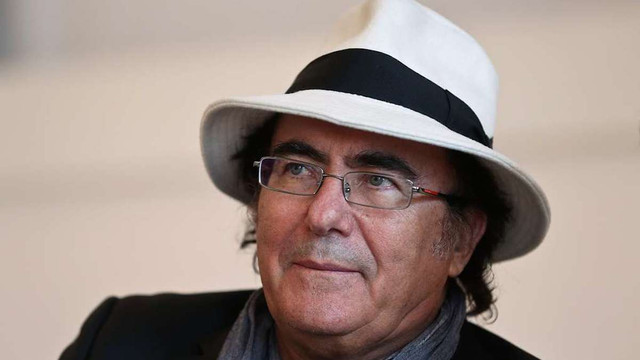 Міністерство культури України внесло  до «чорного списку» італійського співака Аль Бано