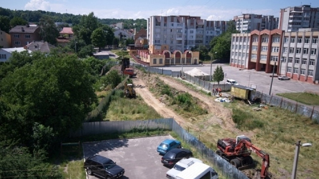 Депутати ЛМР підтримали створення скверу на місці скандальної забудови