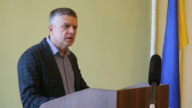 Львівська облрада призначила Юрія Візняка гендиректором Палацу мистецтв