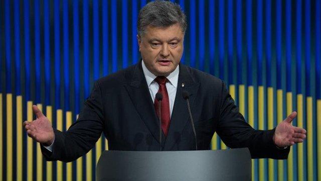 Петро Порошенко оплатив третину політичної реклами на українському ТБ
