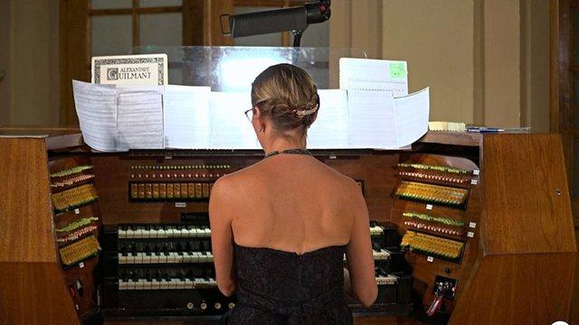 Естонська органістка у Львові виконає твори, які ще ніколи не звучали в Україні