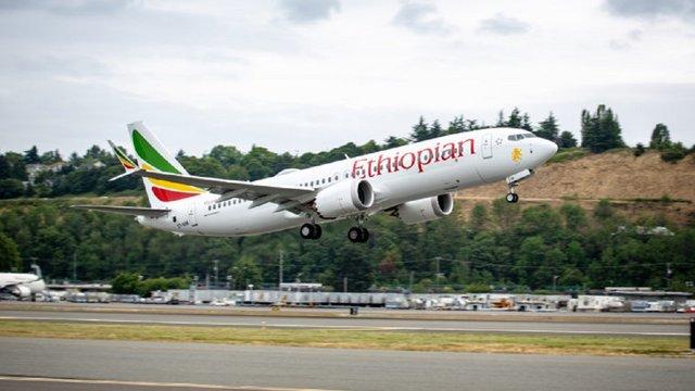 Після авіакатастрофи в Ефіопії ЄС заборонив експлуатацію Boeing 737 MAX